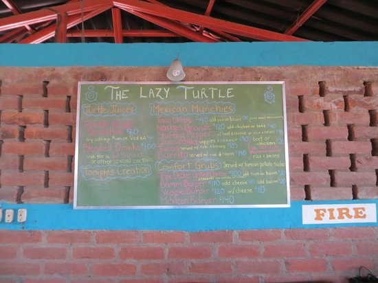 The Lazy Turtle: Yum!!!