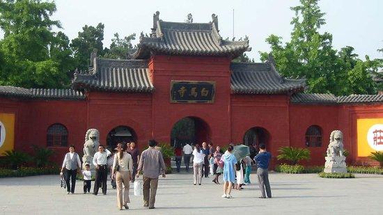 Guanyin Temple, Ruyang