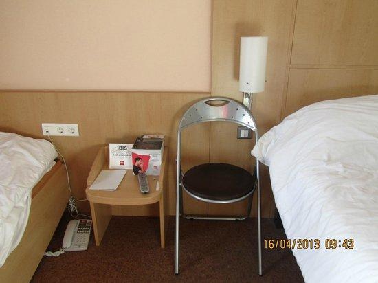 Ibis Malaga Centro Ciudad: Room 3