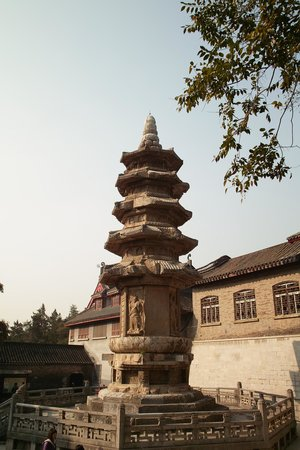 Tianning Temple of Jiaxing