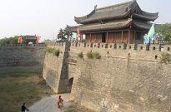 郫县古城遗址