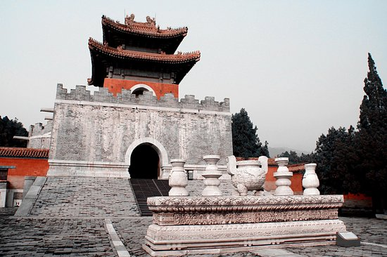 Han Liang King Tombs