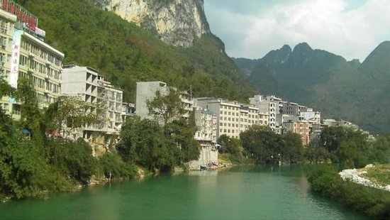 Fenglin Gorges Scenic Resort