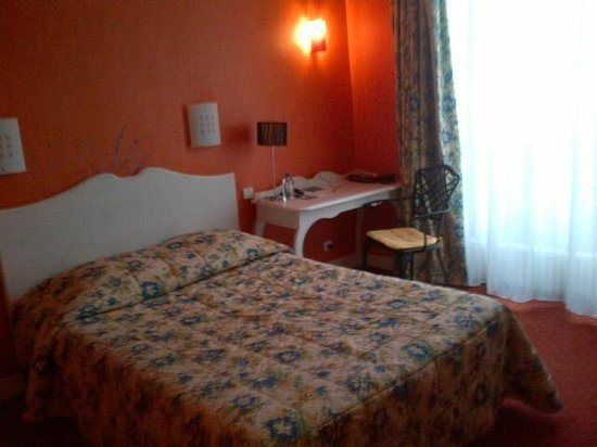 Hotel Jeanne d'Arc: Room # 20