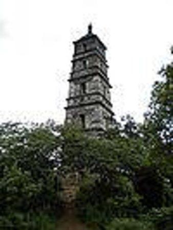Fanzhou Buddhist Monk Tower