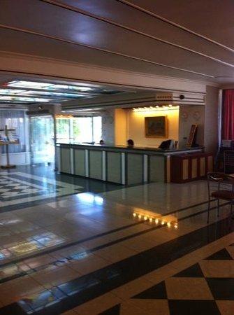 Oscar Hotel : hall hotel Oscar athens