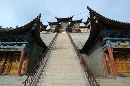 Yumen Temple