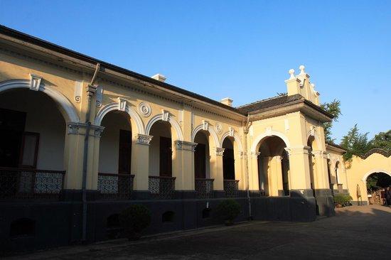 Wenchang Palace, Pengjin