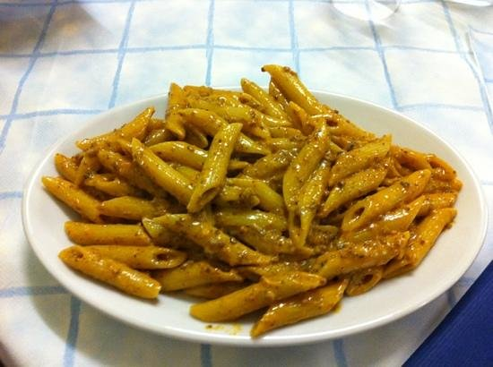 Pontassieve, Italy: Penne all' Aconese