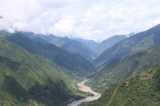 Dulong River Valley