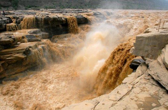 Puyang Waterfall