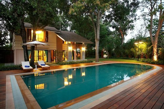 Raya Resort Cha-Am: Pool Villa