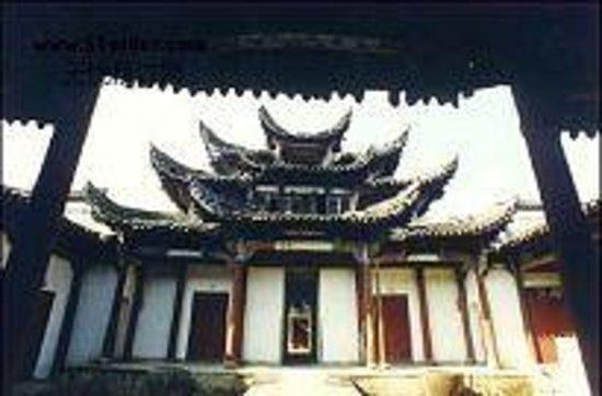 Wanbian Pavilion