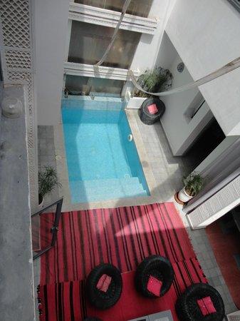 Riad Origines: Zwembadje