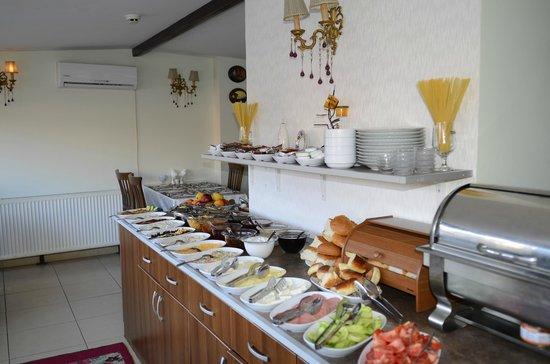 Asmali Hotel : La colazione