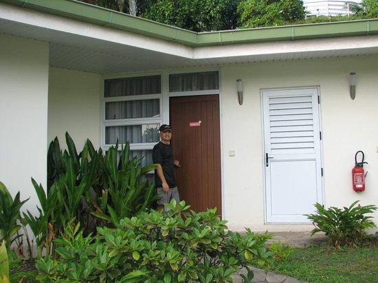 Fare Suisse Tahiti: Huahina Suite