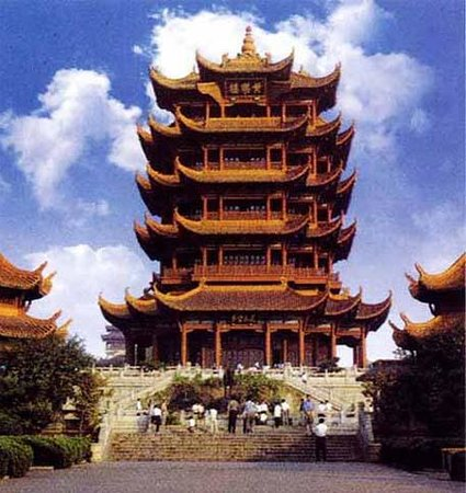 Five-story Tower of Qing Dynasty