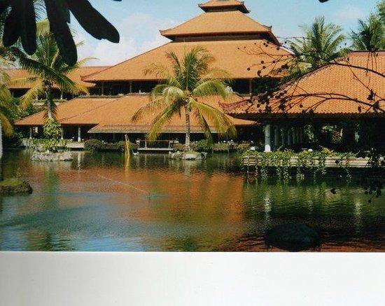 Ayodya Resort Bali: Dining