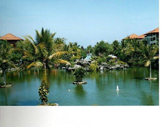 Ayodya Resort Bali: Laggon