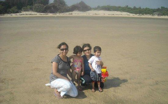 Tajpur Palm Village Resort: Realxing