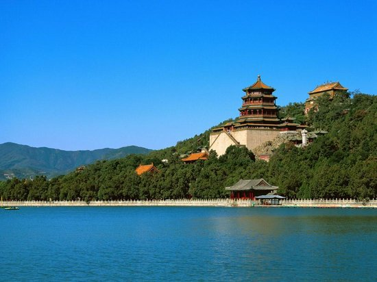 The Yellow Emperor's Palace Foto