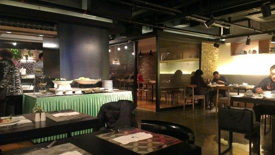 Aventree Hotel Jongno: Breakfast