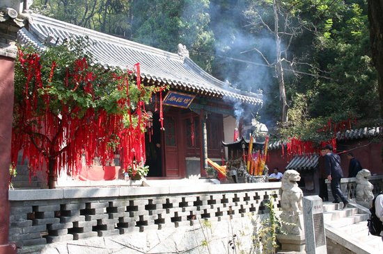Yulong Temple