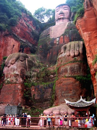 Buddha Grottoes of Tongjiang