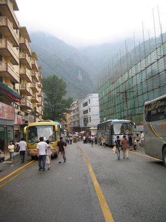 Qing Dynasty Street