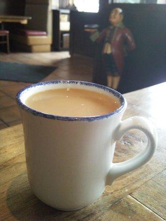 Amsterdam: nice cup!