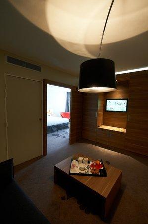 Mercure Cholet Centre Hotel : Suite Familles