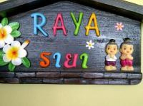 Raya Thai Aroma Massage