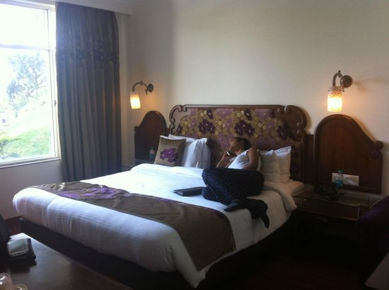 Royal Orchid Fort Resort, Mussoorie: Our room