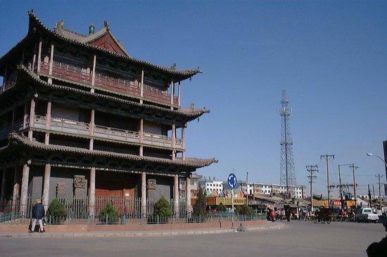 Fenyang Wuyue Temple