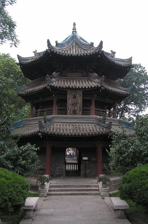 Ganquan Palace Site