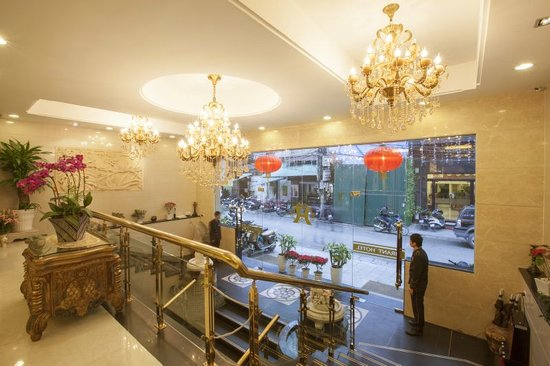 Hanoi Tirant Hotel: Lobby