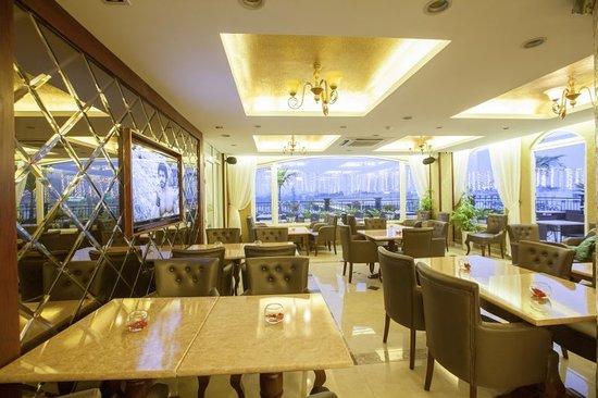 Hanoi Tirant Hotel: Lake View liunge