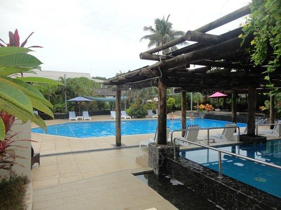 Tanoa Tusitala Hotel: Pool