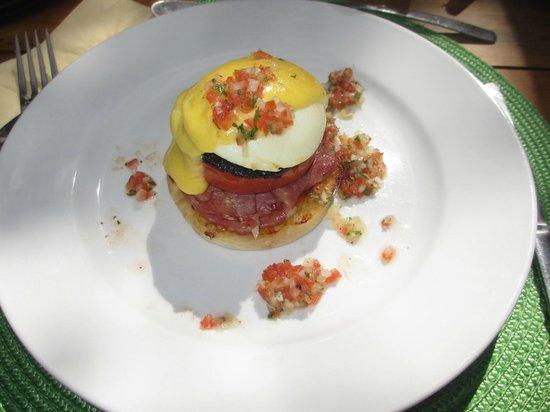 Naledi Game Lodges: Breakfast