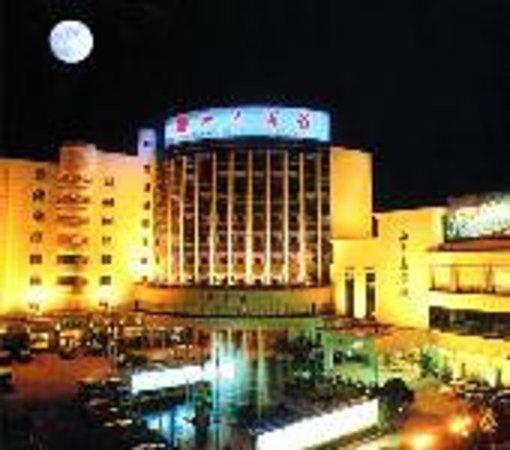 Tangjiangyan Scenic Resort