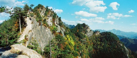 Hongya Mountain