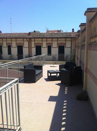 Hotel Arcangelo : balcony