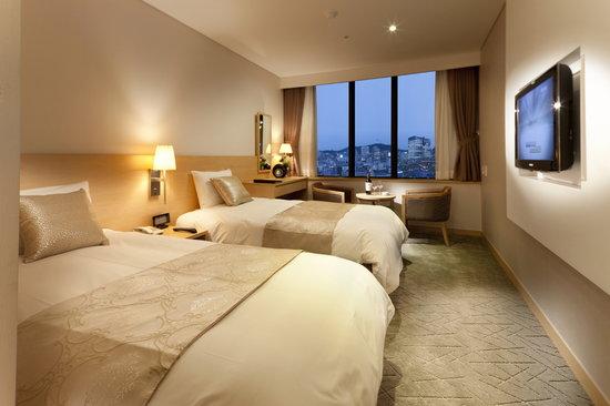 Hotel Venue G: Twin Room