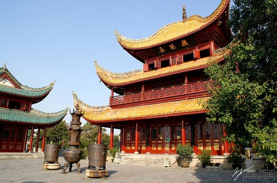 Xiangshan Ancient Tower