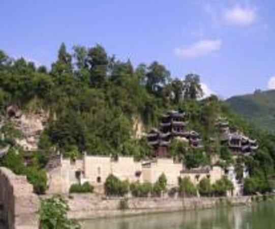 Shuangpai Qinglong Cave Tourist Area