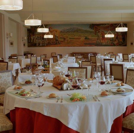 Parador de Vic-Sau. Restaurante El Mirador