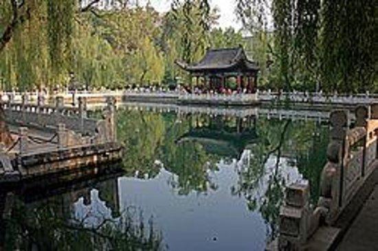 Huanghua Spring and Woniu Spring