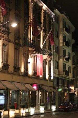 Mercure Strasbourg Centre Petite France : vue extérieure de l'hotel