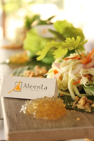 Aleenta Restaurant: Yum........my