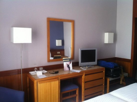 Hotel Eva: room
